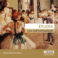 Etudes: Music of Liszt and Rachmaninoff